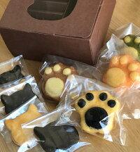 【クッキー】【マドレーヌ】洋菓子詰め合わせイロイロスイーツ10個セット【猫】【誕生日】【同僚・友達に♪】【プレゼント】