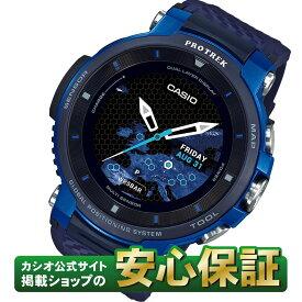 カシオ スマートウォッチ WSD-F30-BU プロトレック スマート Smart Outdoor Watch アウトドア 5気圧防水 GPS搭載 ウェアラブル端末 PROTREK Smart 【1218】_10spl