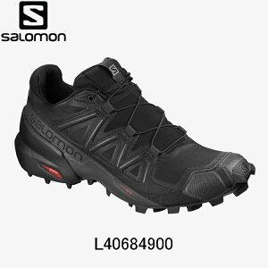 サロモン SALOMON SPEEDCROSS 5 スピードクロス5 ランニングシューズ トレラン トレイルランニング 靴 ウィメンズ レディース 女性 陸上・ランニング用品