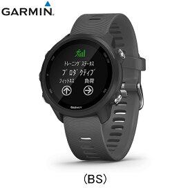 ガーミン Garmin ForeAthlete 245 フォアアスリート245 スマートウォッチ 腕時計 陸上 ランニング用品 ブラック