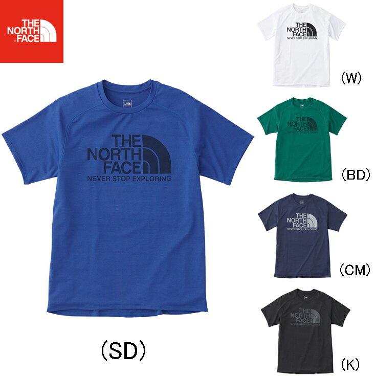 THE NORTH FACE ノースフェイス 半袖Tシャツ SS GTD Logo Crew ショートスリーブGTDロゴクルー ランニングシャツ 半袖 メンズ 男性【nt61886】陸上・ランニング用品【4000円 ぽっきり 送料無料 (沖縄・離島除く)】