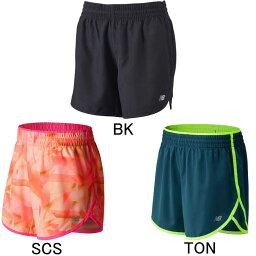 NewBalance nyubaransuranninguakuserereto 5英寸短褲婦女/女士/女性田徑、跑步用品跑步用運動褲