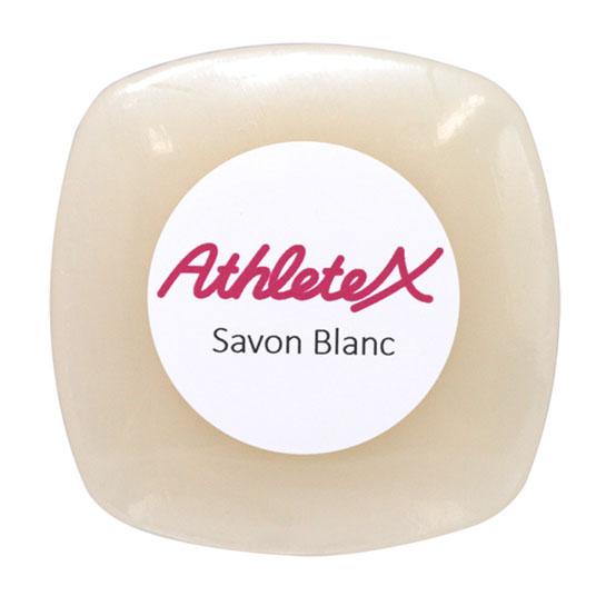 アスリートエックス Athlete スポーツ化粧品 サボンブラン(化粧石鹸)Savon Blanc 60g【atx007】陸上・ランニング用品