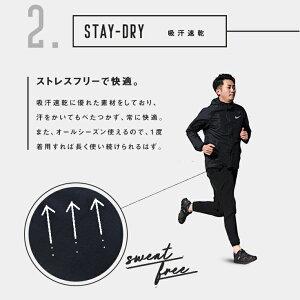 ストレッチジョガーパンツロングメンズマラソントレーニング男性parppyパーピー