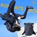 【85周年創業祭 期間限定20%OFF】RJ ビジネスバッグ ランニングリュック 走れる 完全防水 ランデイズパック 通勤バッグ
