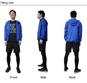 ランニングウェアメンズセット5点parppy(長袖ジャケット半袖Tシャツパンツタイツソックス)ウインドブレーカー上下男性用紳士ジョギングウォーキング初心者一式秋冬ジャージスポーツマラソンパーピー福袋2018
