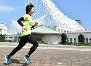ランニングタイツロング10分丈コンプレッションメンズレディースマラソンタイツジョギング男女兼用レギンススパッツ着圧サポートスポーツタイツインナーUVカットウォーキング