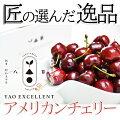アメリカンチェリービング種(約500g)カリフォルニア産大粒チェリーダークチェリー果物