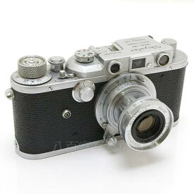 【中古】 チヨタックス IIIF Hexar 50mm F3.5 セット Chiyotax 中古フィルムカメラ K2527
