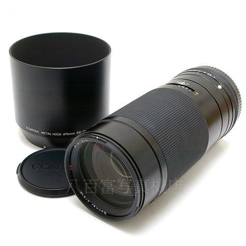 【中古】 コンタックス Sonnar T* 210mm F4 645用 CONTAX 【中古レンズ】 11437【USED】【カメラ】【レンズ】【ゾナー】