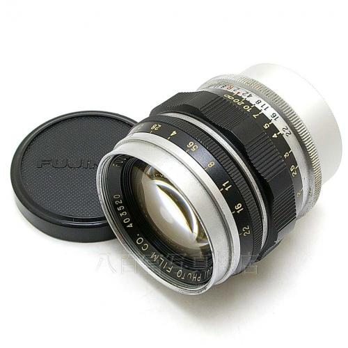 【中古】 フジ FUJINON L 5cm F2 ライカLマウント FUJI 中古レンズ 12379【USED】【カメラ】【レンズ】【フジノン】