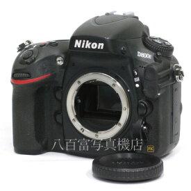 【9/26 01:59まで!!最大4,000円OFFクーポン!!】【中古】 ニコン D800E ボディ Nikon 中古デジタルカメラ 30751