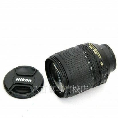 【中古】 ニコン AF-S DX NIKKOR 18-105mm F3.5-5.6G ED VR Nikon ニッコール 中古レンズ 31354【カメラの八百富】【カメラ】【レンズ】