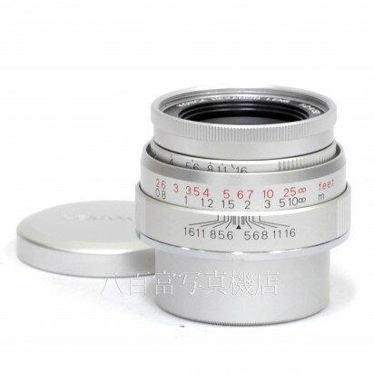【中古】 コニカ HEXANON 50mm F2.4 ライカLマウント Konica ヘキサノン 中古レンズ 31535【カメラの八百富】【カメラ】【レンズ】