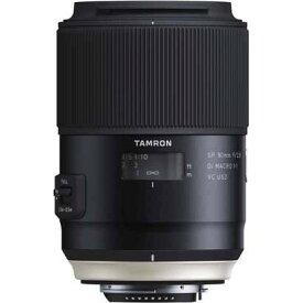 【訳あり品】 タムロン 交換レンズ SP 90mm F2.8 Di MACRO VC USD F017 [ニコンFX/DX用] TAMRON 【アウトレット商品】