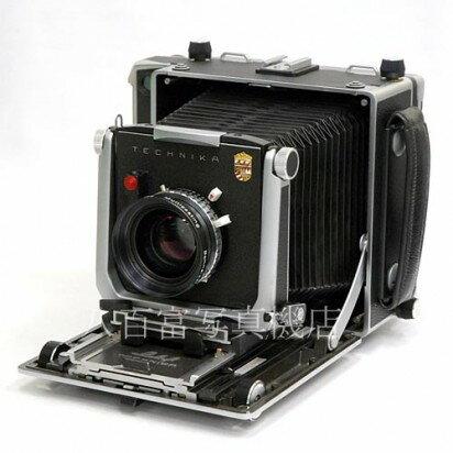 【中古】 リンホフ マスターテヒニカ 距離計付 ボディ/ レンズ シュナイダー ジンマーS 150mm F5.6セット Linhof TECHNIKA 中古カメラ 37079【カメラの八百富】【カメラ】【レンズ】