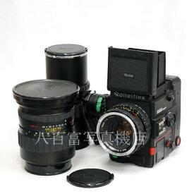 【中古】 ローライ ローライフレックス 6008 インテグラル 80mm PQ180mm PQS250mm セット Rollei Rolleiflex 中古カメラ K3291【カメラの八百富】【カメラ】【レンズ】