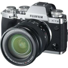 フジフイルム FUJIFILM X-T3 XF16-80mm レンズキット [シルバー] ミラーレスデジタルカメラ