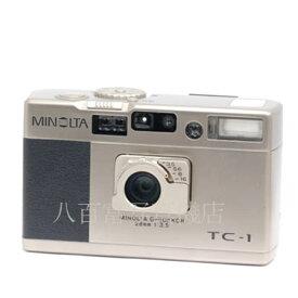 【8/10 限定!!全品カードエントリーでポイント最大27倍!】【中古】 ミノルタ TC-1 MINOLTA 中古フイルムカメラ 42804