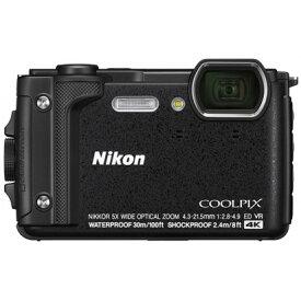 ニコン Nikon COOLPIX W300 [ブラック] クールピクス コンパクトデジタルカメラ