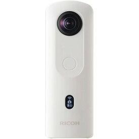 リコー THETA SC2 ホワイト [全天球撮影カメラ/4K動画撮影対応モデル] RICOH シータ