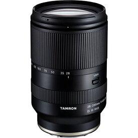 【10/26 1:59まで!! 最大4,000円OFFクーポン発行中!!】タムロン 交換レンズ 28-200mm F2.8-5.6 DiIII RXD A071SF [ソニーEマウント] TAMRON