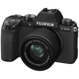 フジフイルム FUJIFILM X-S10 XC15-45mmレンズキット ミラーレス一眼 FUJIFILM