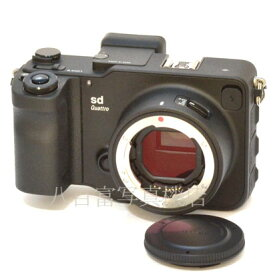 【中古】 シグマ sd Quattro ボディ SIGMA クアトロ 中古デジタルカメラ 43764