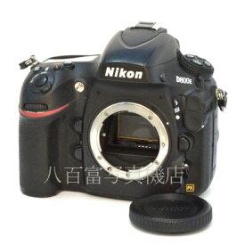 【9/26 01:59まで!!最大4,000円OFFクーポン!!】【中古】 ニコン D800E ボディ Nikon 中古デジタルカメラ 33914