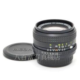 【中古】 リコー XR RIKENON 28mm F3.5  RICOH リケノン 中古交換レンズ 47134