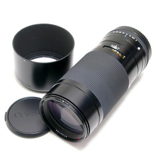 【中古】 【良品】中古 コンタックス Sonnar T* 210mm F4 645用 CONTAX 【中古レンズ】【USED】 【中古カメラ】 【カメラ】 【デジカメ】 【中古レンズ】