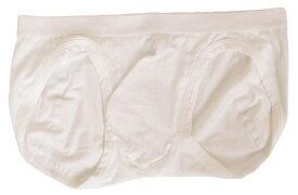 3D 立体 至福のパンツ MSPEC 股間 爽快 ビキニ パンツ メンズ 前閉じ ホワイト