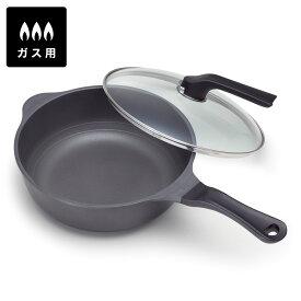 【美虎のやる気鍋 PREMIUM 26cm ガス用】万能鍋 通販人気商品