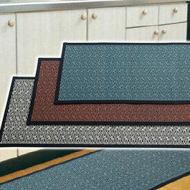 い草ロングマット(紗綾形)45×140