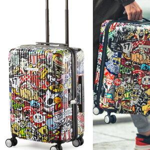 センチュリオン スーツケース ジッパータイプ U11 小【CENTURION 軽量 キャリーバッグ キャリーケース 旅行バッグ 人気 suitcase 大型 ブランド かわいい おしゃれ レディース メンズ 軽い 丈夫 大