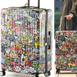 センチュリオン スーツケース ジッパータイプ U11 大【CENTURION 軽量 キャリーバッグ キャリーケース 旅行バッグ 人気 suitcase 大型 ブランド かわいい おしゃれ レディース メンズ 軽い 丈夫 大