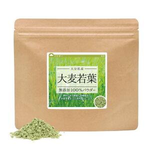 大麦若葉 無添加100%パウダー 1040g (130g×8個) 送料無料 青汁 大麦若葉粉末 粉末 お茶 粉末茶 無添加 【10P05Nov16】
