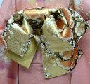 袋帯 正絹 西陣織 花文庫 作り帯 結び帯 着付け不要 新品(株)安田屋h272254558