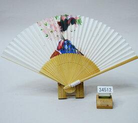 扇子 日本製 仄かに香るお香 メール便可 節電対策 新品(株)安田屋 k505212108