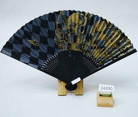 扇子 日本製 仄かに香るお香 メール便可 節電対策 新品(株)安田屋 545808243