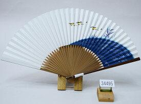 扇子 日本製 仄かに香るお香 メール便可 節電対策 新品(株)安田屋 g495024411