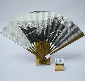 扇子 日本製 仄かに香るお香 メール便可 節電対策 新品(株)安田屋 o465925108