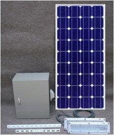発電くん140・ベランダ太陽光発電キット・家庭用蓄電池