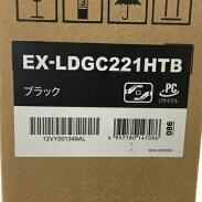 【中古】良好I-ODATAEX-LDGC221HTB144Hz対応&PS4用21.5型ゲーミングモニターGigaCrystaY5589995
