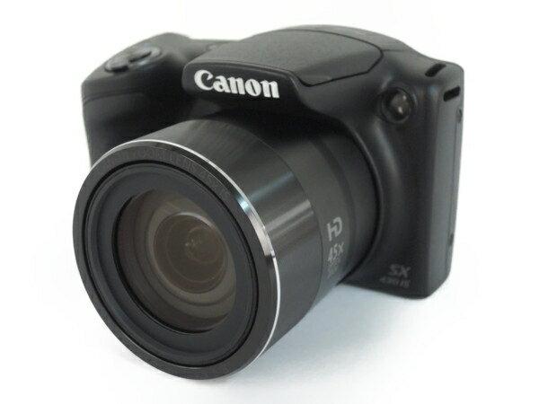 美品 【中古】 Canon キャノン PowerShot SX430IS デジタル カメラ 機器 Y3170261