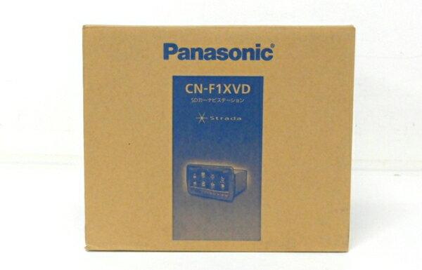未使用 【中古】 Panasonic パナソニック Strada ストラーダ CN-F1XVD 9インチ カーナビ F3623383