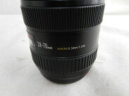 【中古】CanonEF24-70mmF2.8LUSMカメラレンズCanon用N3541947