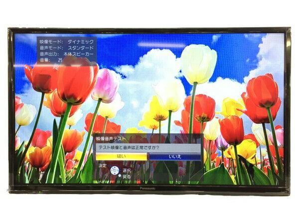 【中古】 Panasonic パナソニック VIERA ビエラ TH-32F300 液晶テレビ 32V型 2018年製 N3840130