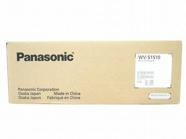 未使用 【中古】 未開封 未使用 Panasonic 監視 カメラ WV-S1510 約240万画素 約1/3型 MOSセンサー セキュリティ パナソニック O3476321