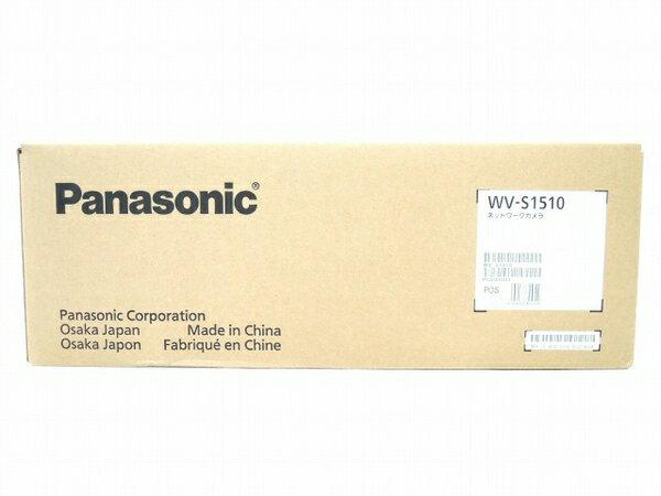 未使用 【中古】 未開封 未使用 Panasonic 監視 カメラ WV-S1510 約240万画素 約1/3型 MOSセンサー セキュリティ パナソニック O3476322